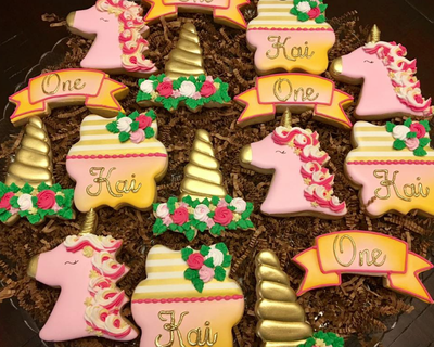 Styled Cookies Sweet Cookie Chic